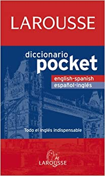 Larousse diccionario pocket english-spanish espanol-ingles