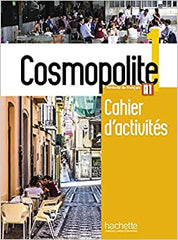 Cosmopolite 1 cahier d'activites + cd