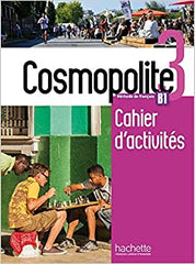 Cosmopolite 3 cahier d'activites + cd