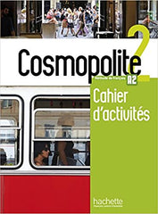 Cosmopolite 2 cahier d'activites + cd
