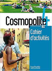 Cosmopolite 4 cahier d'activites + cd