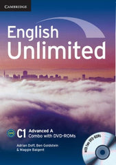 English Unlimited - Advanced A Combo with DVD-ROMs (2)