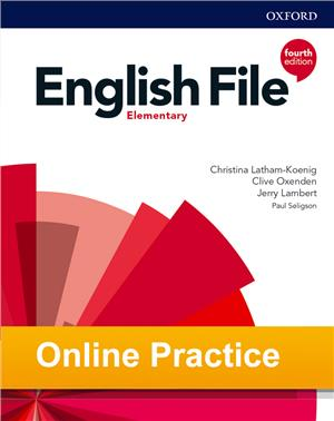 English File - Elementary (fourth edition) Online Practice (vit)