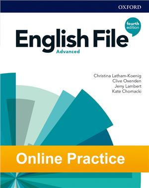 English File - Advanced (fourth edition) Online practice (vit)