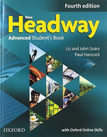 New Headway - Advanced 4th edition Student's book + online skills