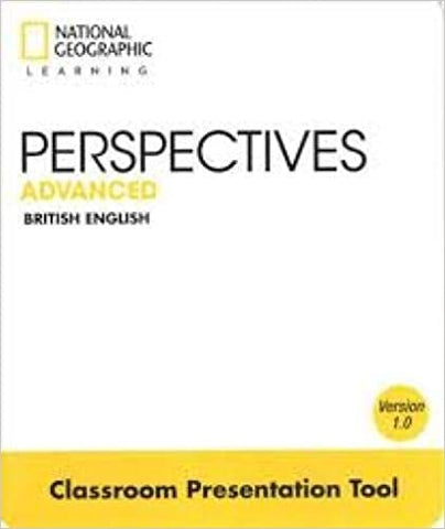 Perspectives BrE - Advanced Classroom presentation tool (USB)