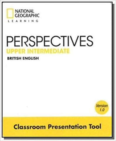 Perspectives BrE - Upper Intermediate Classroom presentation tool (USB)