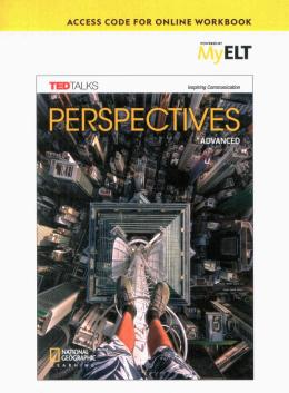 Perspectives BrE - Advanced Online workbook pack