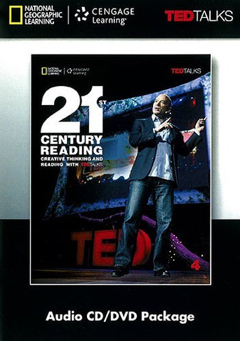 21 Century reading with Ted 4 Audio CD/DVD