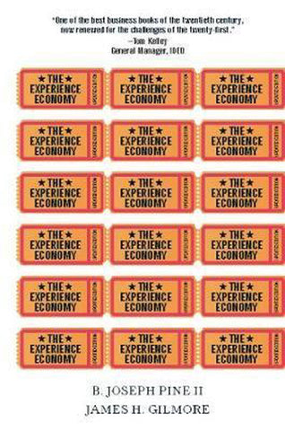 The Experience Economy - Updated Edition