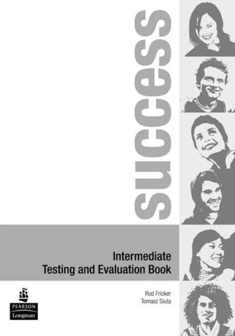 Success - Intermediate testing and evaluation book