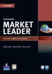 Market Leader 3rd edition - Intermediate coursebook + DVD + MyEnglishLab access pack