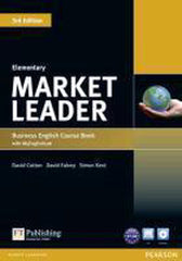 Market Leader 3rd edition - Elementary coursebook + DVD + MyEnglishLab access pack