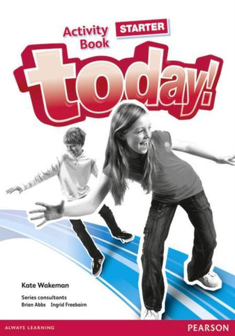 Today! - Starter Activity book