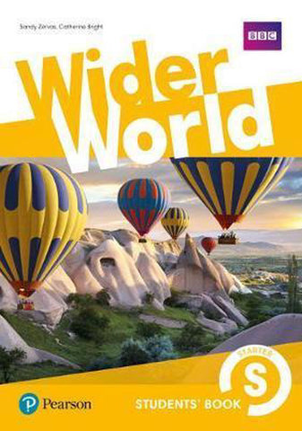 Wider World Str Student's book