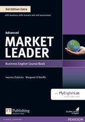 Market Leader Extra 3rd edition - Advanced coursebook + DVD + MyEnglishLab access pack