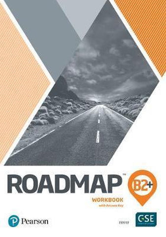 Roadmap B2+ Workbook with Digital Resources