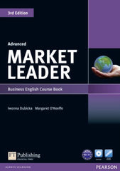 Market Leader 3rd edition - Advanced coursebook + dvd-rom pack