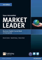 Market Leader 3rd edition - Upper-intermediate coursebook + dvd-rom+MyEnglishLab access