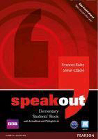 Speakout - Elementary student's book+dvd/activebook Mylab pack