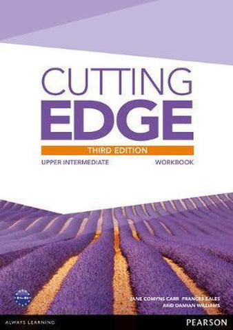 Cutting Edge third edition - Upper-intermediate workbook without key + online audio