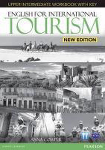 English for International Tourism - Upper-intermediate New Edition workbook + key + audio-cd pack