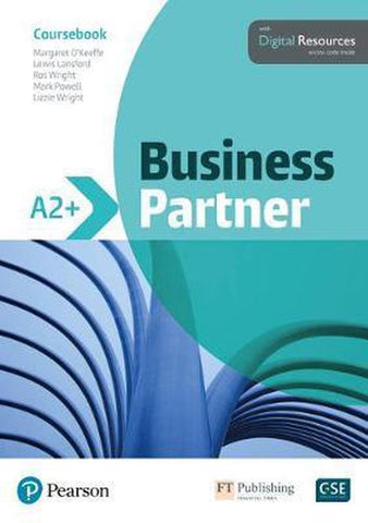 Business Partner A2+ Coursebook + Basic MyEnglishLab Pack