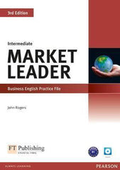 Market Leader 3rd edition - Intermediate practice file + practice file cd pack