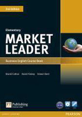 Market Leader 3rd edition - Elementary coursebook + dvd-rom pack