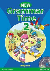 Grammar Time - new edition 2 student's book + cd-rom pack