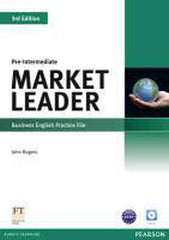 Market Leader 3rd edition - Pre-intermediate practice file + practice file cd pack