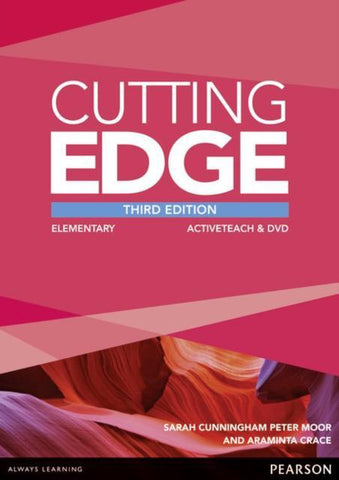 Cutting Edge third edition - Elementary active teach cd-rom