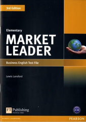 Market Leader 3rd edition - Elementary test file