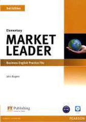 Market Leader 3rd edition - Elementary practice file + practice file cd pack