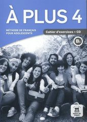 A plus 4 B1 Cahier + CD