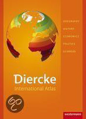 Diercke International Atlas - English Edition
