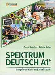 Spektrum Deutsch A1+ Boek + cd's