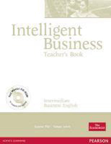 Intelligent Business - Intermediate teacher's book + test master cd-rom