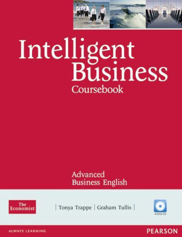 Intelligent Business - Advanced coursebook + cd pack