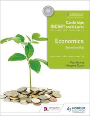 Cambridge IGCSE and O Level Economics