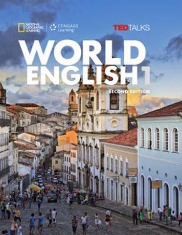 World English 1 student book + online resource