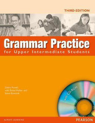 Grammar Practice - Upper-intermediate book without key + cd-rom