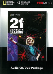 21 Century reading with Ted 2 Audio CD/DVD