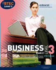BTEC National Business 3 student's book 2
