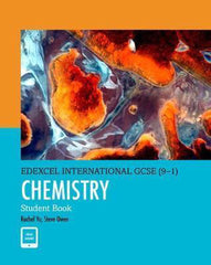 Edexcel International GCSE (9-1) Chemistry Student book + ebook code