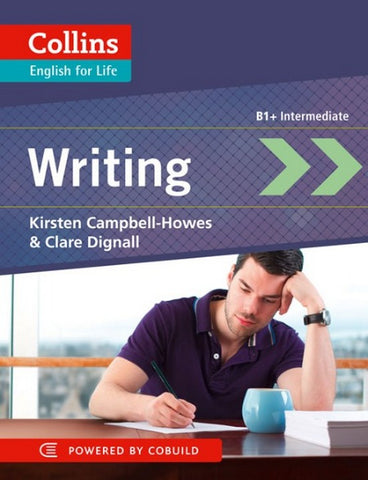 Collins English for Life - Intermediate B1+: Writing