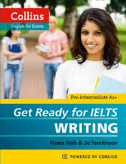 Collins Get Ready for IELTS A2+ - Writing