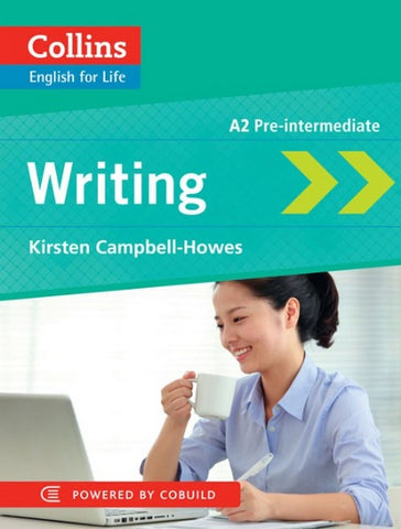 Collins English for Life - Pre-intermediate A2: Writing