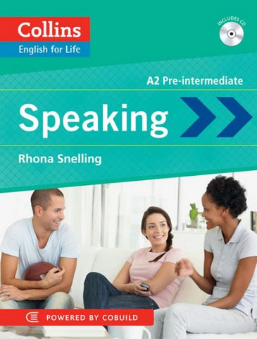 Collins English for Life - Pre-intermediate A2: Speaking book + mp3 audio-cd