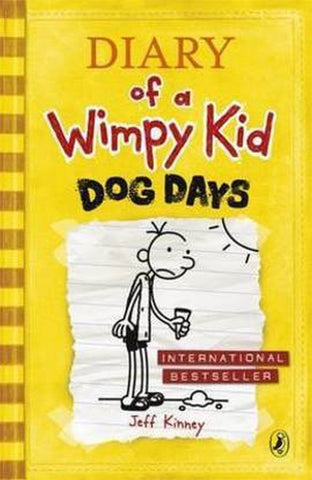 Diary of a Winpy Kid - Dog Days